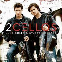 Cover 2Cellos [Luka Sulic & Stjepan Hauser] - 2Cellos